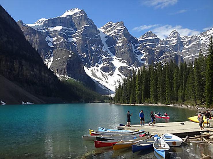 Voyage - 2015, une année record pour le tourisme au Canada