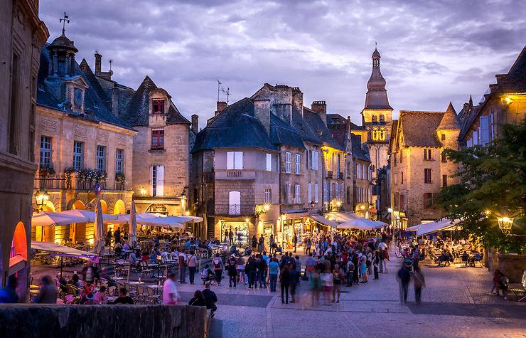 Sarlat et les villages du Périgord (Dordogne)