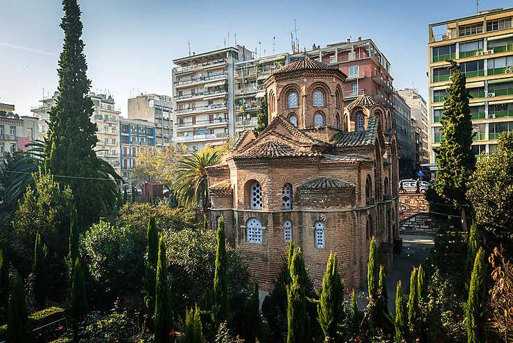 Thessalonique et ses environs