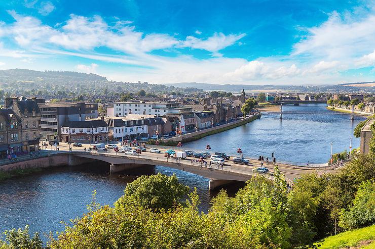Inverness, capitale du kilt écossais