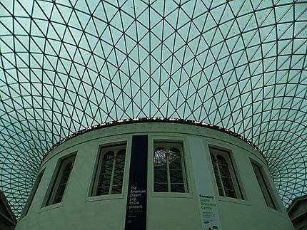 La verrière du British Museum