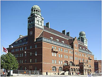 La poste de Malmö