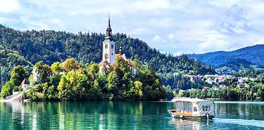 Trésors de Slovénie - 8 jours