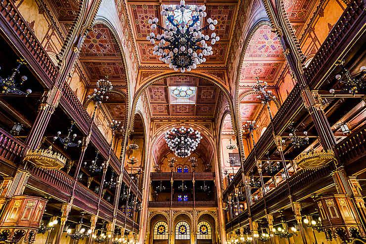 La Grande synagogue de Budapest