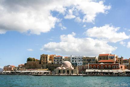 Chania, le port