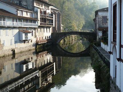 Pont sur la Nive
