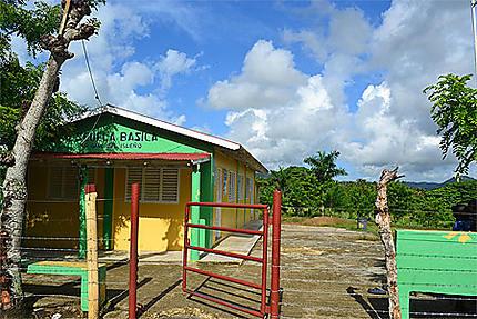 école près de Punta Cana