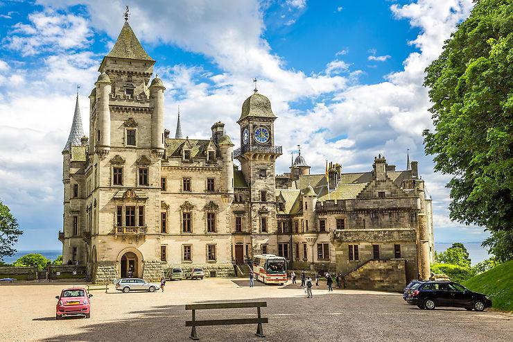 De Lairg à Dunrobin, l'Écosse solitaire