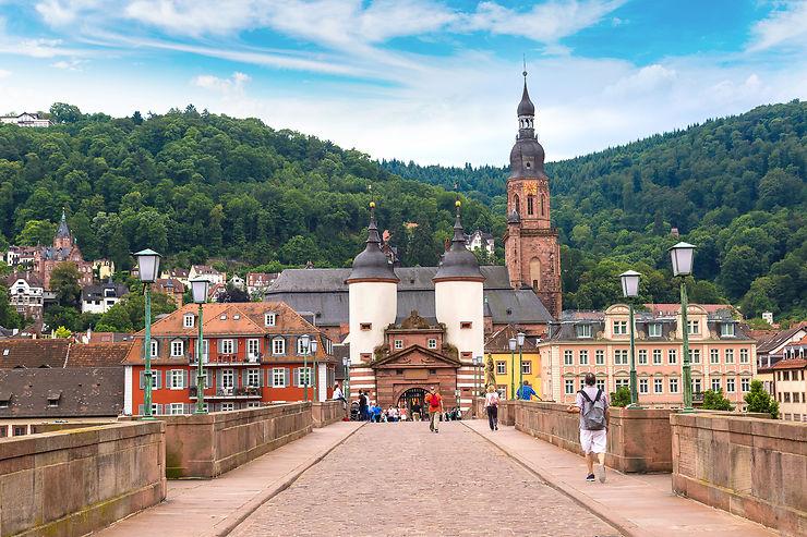 Heidelberg, la belle romantique