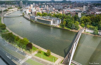 Liège, la Meuse