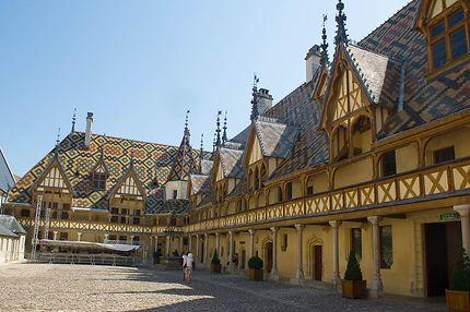 Les hospices de Beaune, Bourgogne