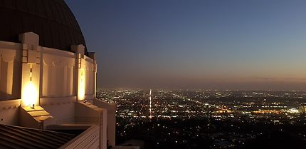 Los Angeles depuis Griffith observatory