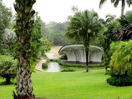 Auditorium jardin des orchidées
