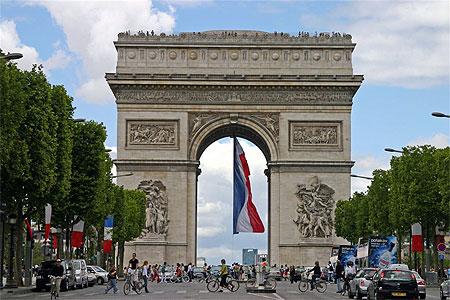 L 39 arc de triomphe champs lys es 8 me arrondissement - Comptoir des cotonniers champs elysees ...