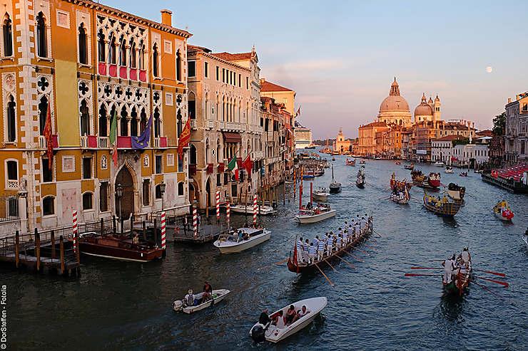 Régate historique (Regata Storica) à Venise