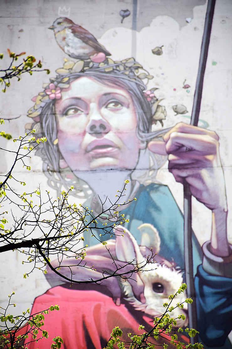 Street Art Paris 13 : un jeu de piste artistique
