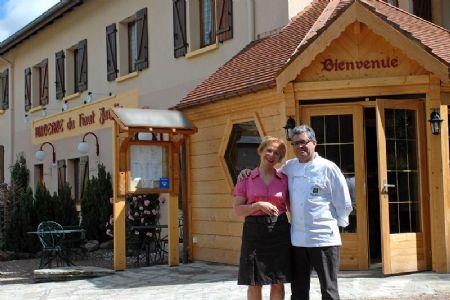 Domaine Du Haut Jardin Rehaupal Vosges Lorraine Avis Hotel