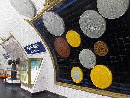 Station de métro Pont Neuf