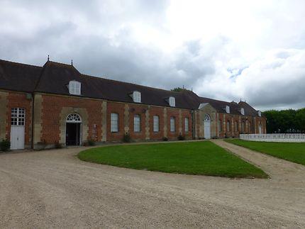 Musée du cheval des Haras du Pin
