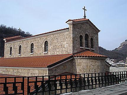 L'église de 40 Saints Martyrs