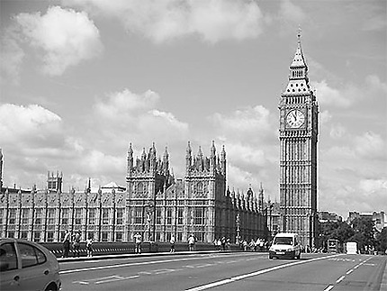 Big Ben et le parlement de Londres