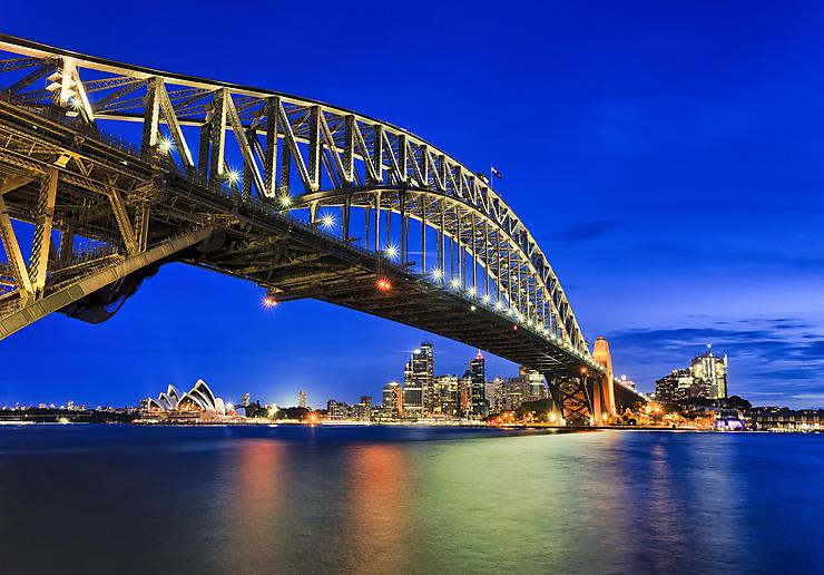 Australie : dans les rues de Sydney