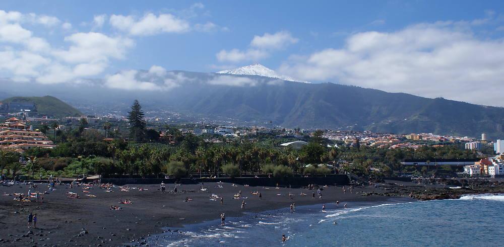 Mon voyage en solo à Tenerife