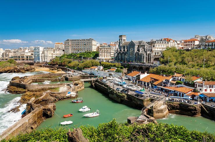 Biarritz et la côte basque (Pyrénées-Atlantiques)