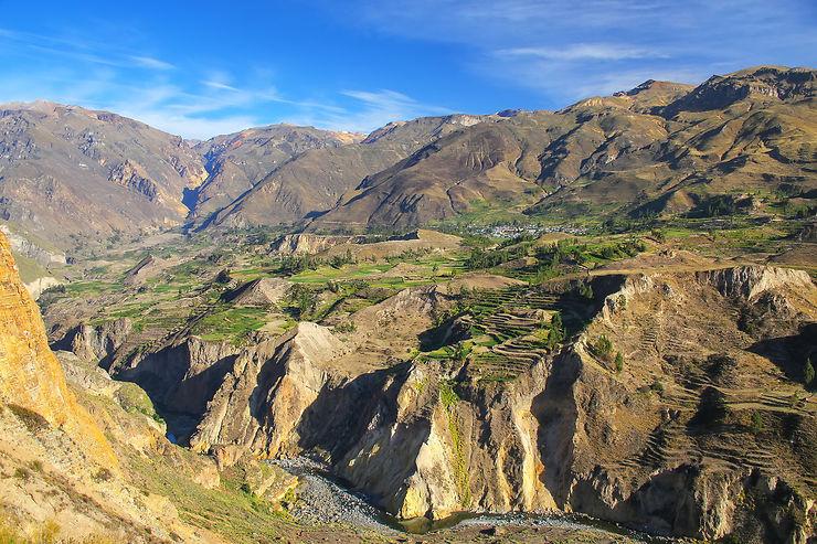 Colca, la vallée spectaculaire du Pérou