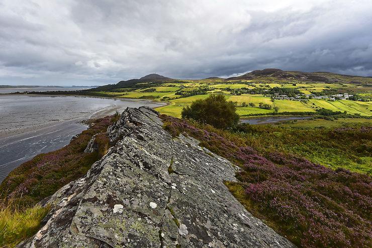 Au nord des Highlands, un littoral sauvage