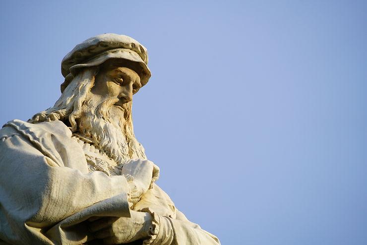 Léonard de Vinci, un génie à Milan