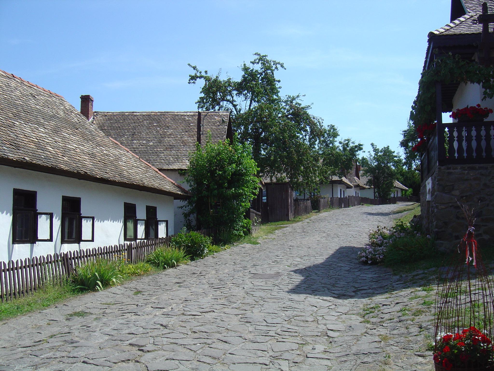 Hollókö - Hongrie