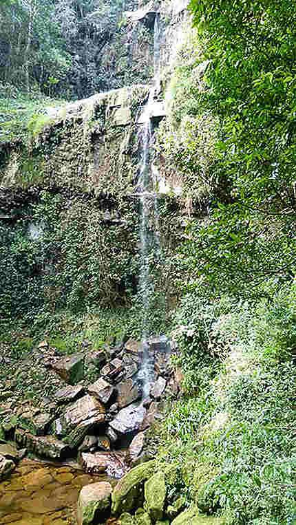 Cascade de las Tres Marias