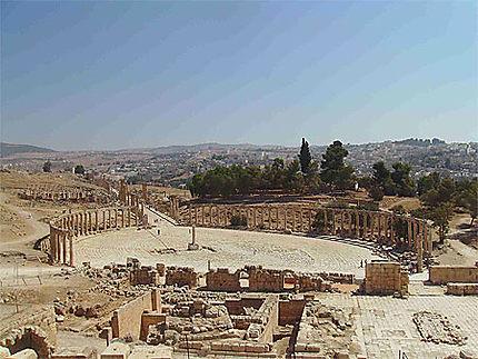 Forum de Jerash