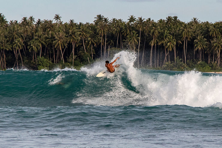Surf et shaman des îles Mentawai et côtes alentour