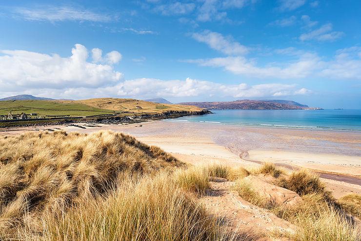 Au bout des lochs, les plages des Highlands