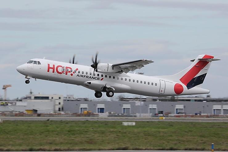 Aérien - HOP! Air France va desservir Genève depuis Caen et Brest