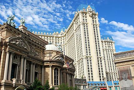 Architecture française à Las Vegas