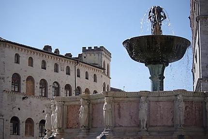 Fontaine à Pérouse