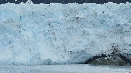 Le glacier bay en alaska