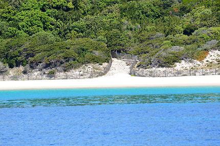 Que de magnifiques plages en Corse