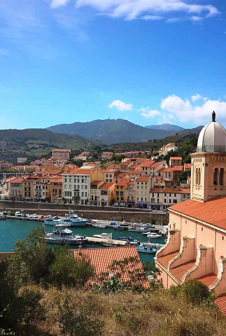 La c te vermeille pays des merveilles id es week end - Maison de retraite la castellane port vendres ...