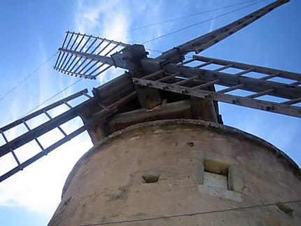 Hélices du Moulin de Goult