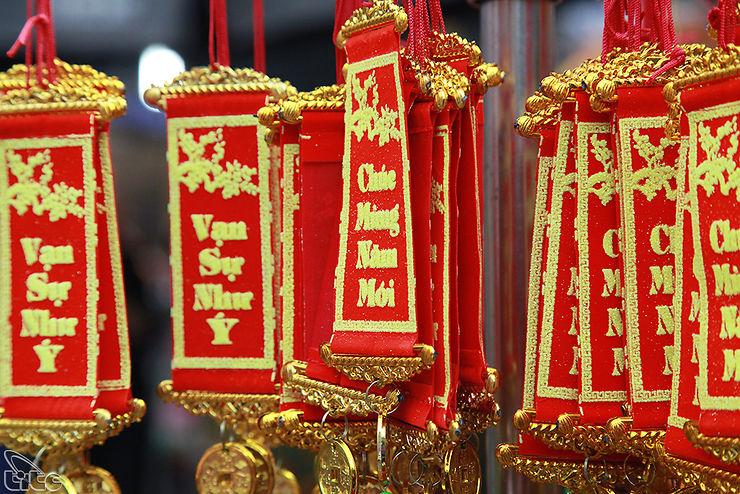 Fête du Têt, Nouvel an vietnamien (Tet Nguyên Dán) au Vietnam