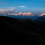 Coucher de soleil Chili