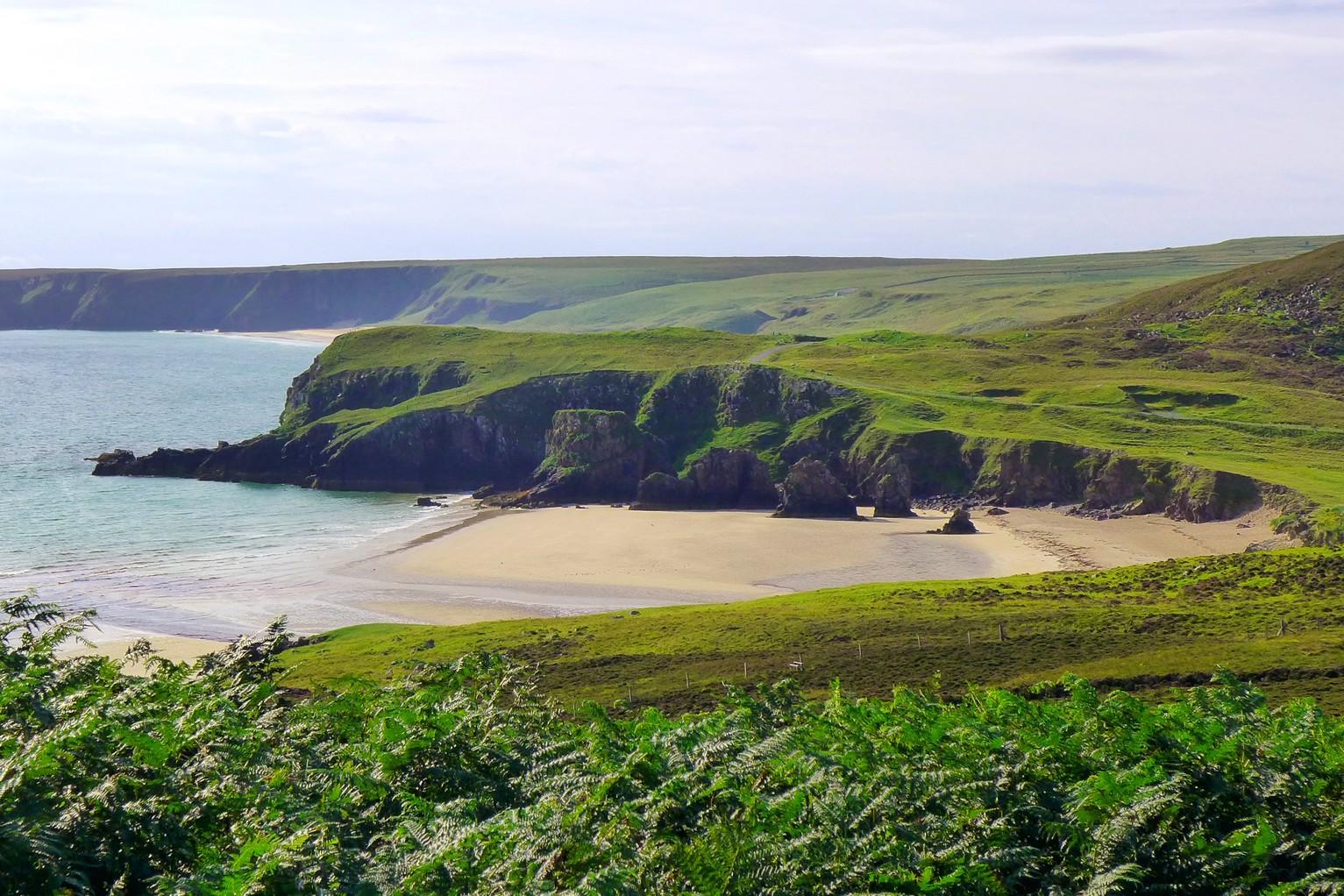 Île de Lewis et Harris - Écosse