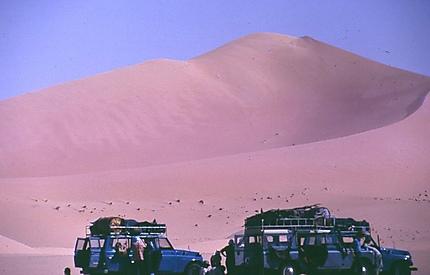 Dunes vers Djanet