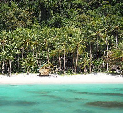 Palawan au Philippines