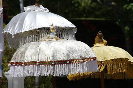Parasols de temple