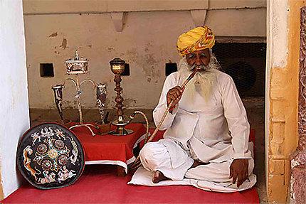Fumeur d'Opium